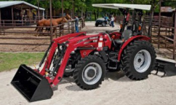Case IH Tractors For Driving On Rugged Land And Multi