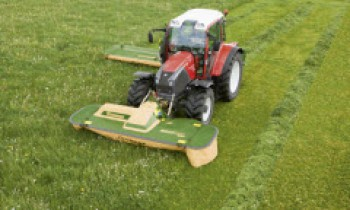 Krone Disc Mowers For Perfect Cuts and Grooming Lawns