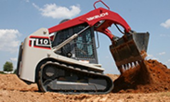 Takeuchi Equipment For Performing Different jobs On Land Like