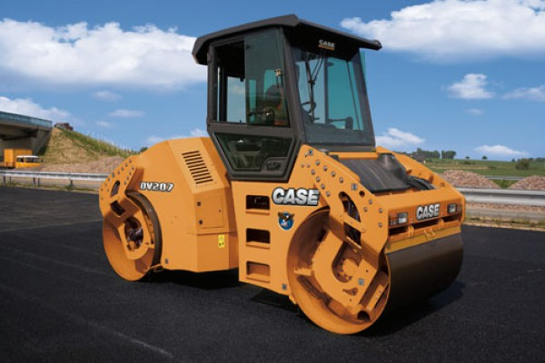Case | Asphalt Compactors | Model DV207 for sale at American Falls, Blackfoot, Idaho Falls, Rexburg, Rupert, Idaho