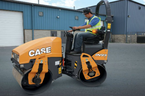 Case | Asphalt Compactors | Model DV23 for sale at American Falls, Blackfoot, Idaho Falls, Rexburg, Rupert, Idaho