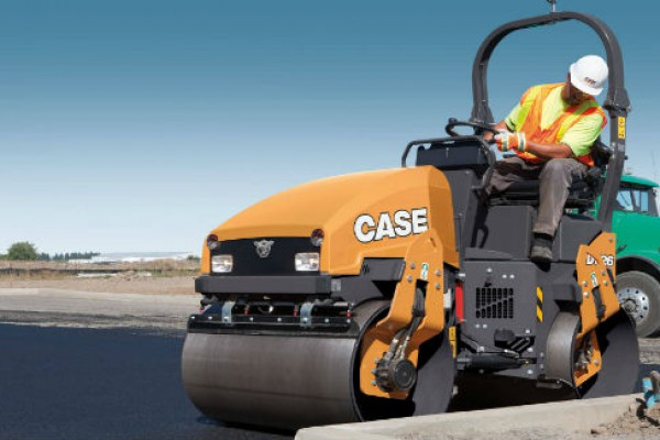 Case | Asphalt Compactors | Model DV26 for sale at American Falls, Blackfoot, Idaho Falls, Rexburg, Rupert, Idaho