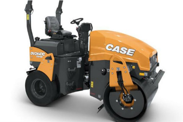 Case | Asphalt Compactors | Model DV26CC for sale at American Falls, Blackfoot, Idaho Falls, Rexburg, Rupert, Idaho