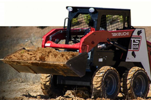 Takeuchi | Skid Steer Loaders | Model TS50R for sale at American Falls, Blackfoot, Idaho Falls, Rexburg, Rupert, Idaho