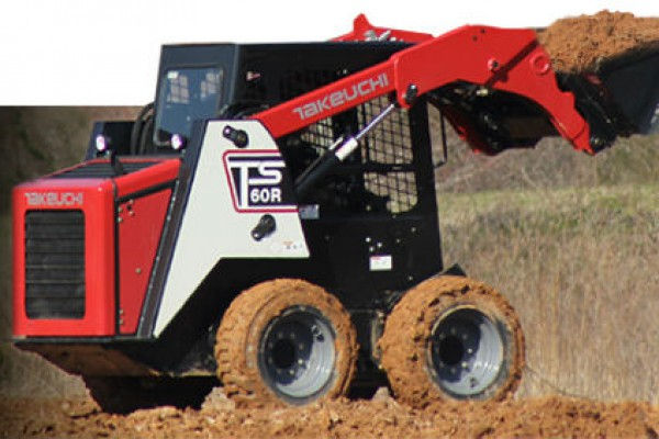 Takeuchi | Skid Steer Loaders | Model TS60R for sale at American Falls, Blackfoot, Idaho Falls, Rexburg, Rupert, Idaho