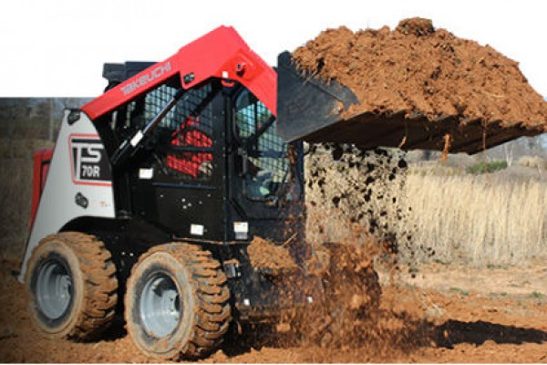 Takeuchi | Skid Steer Loaders | Model TS70R for sale at American Falls, Blackfoot, Idaho Falls, Rexburg, Rupert, Idaho