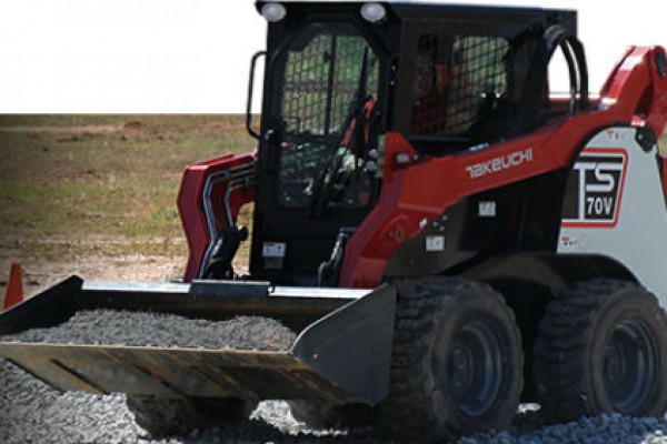 Takeuchi | Skid Steer Loaders | Model TS70V for sale at American Falls, Blackfoot, Idaho Falls, Rexburg, Rupert, Idaho