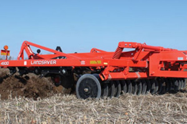 Kuhn | Combination Disc Rippers | Model LANDSAVER 4800-11 for sale at American Falls, Blackfoot, Idaho Falls, Rexburg, Rupert, Idaho