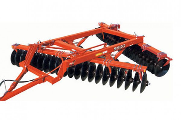 Kuhn | 5805 Offset | Model ODH 5800-12R for sale at American Falls, Blackfoot, Idaho Falls, Rexburg, Rupert, Idaho