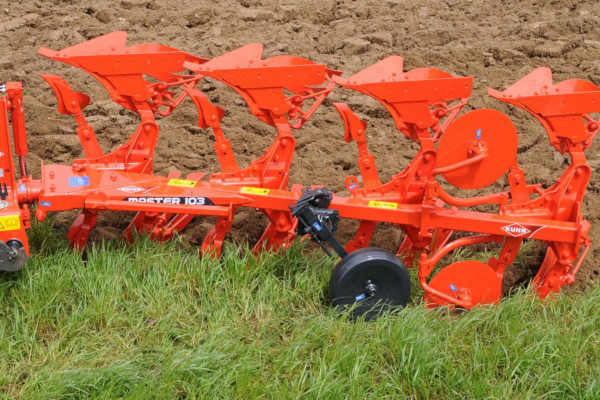 Kuhn | Master 103 | Model MASTER 103 4 (3E+1) for sale at American Falls, Blackfoot, Idaho Falls, Rexburg, Rupert, Idaho