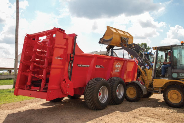 Kuhn | PS 250, 260 & 270 | Model PS 260 for sale at American Falls, Blackfoot, Idaho Falls, Rexburg, Rupert, Idaho