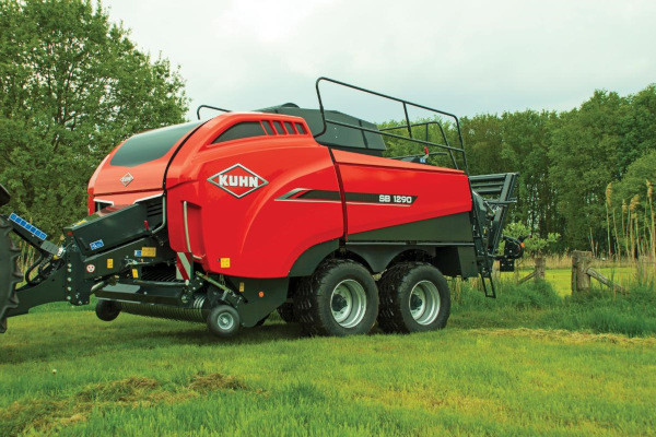 Kuhn | SB Series | Model SB 890 Optifeed for sale at American Falls, Blackfoot, Idaho Falls, Rexburg, Rupert, Idaho