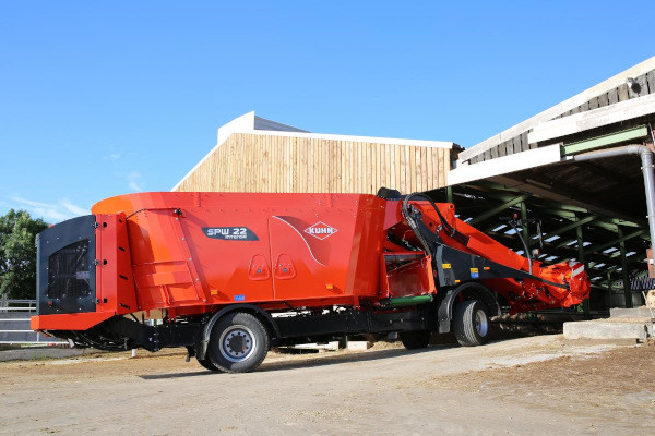 Kuhn | SPW Series | Model SPW 25.2 CL for sale at American Falls, Blackfoot, Idaho Falls, Rexburg, Rupert, Idaho